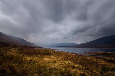 Scottish Highlands III. by realityDream