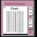 Illustrator Chain brush part 2