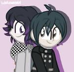 [Birthday gift] Kokichi and Shuichi
