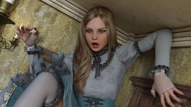 A Victorian Fairytale 005