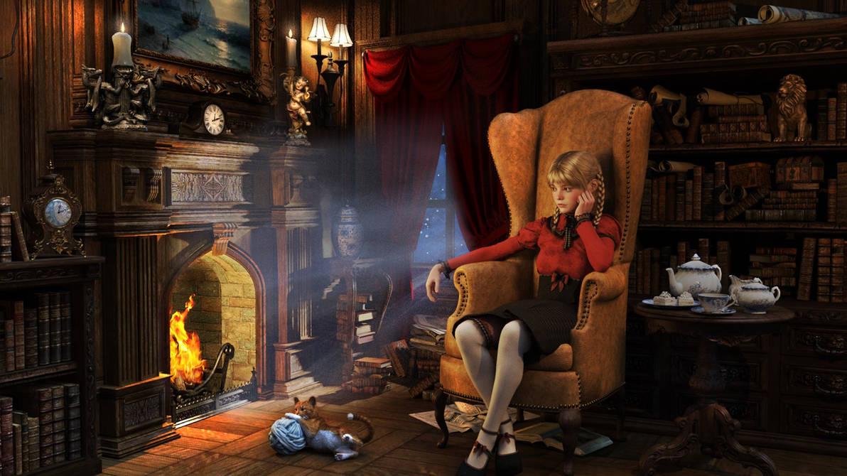 Cute Fairytales: The Curious Mansion 002