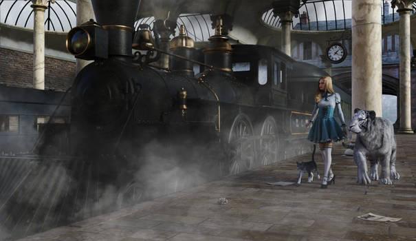 A Victorian Fairytale 013