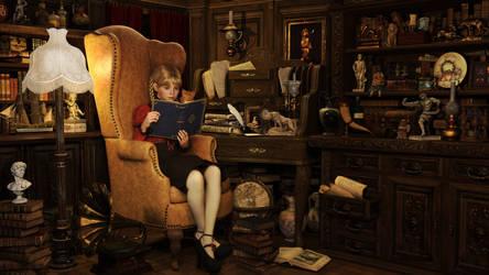 A Curious Fairytale 003 by SirTancrede