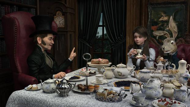 A Victorian Dark Fairytale 005