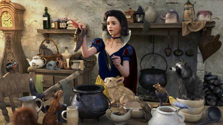 Disney Fairytales: Snow White
