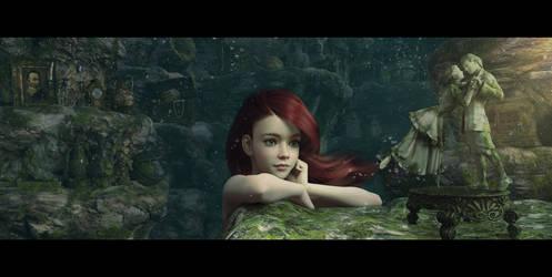 Disney Fairytales: The Little Mermaid 002