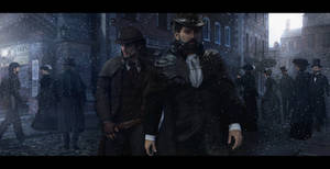Dark Tales: Van Helsing 006