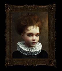 An Elizabethan Beauty