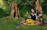 Disney Fairyrales: Snow White 002