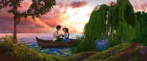 Disney Fairytales : The Little Mermaid 005