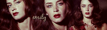 emily blunt by thoughtlessinlove