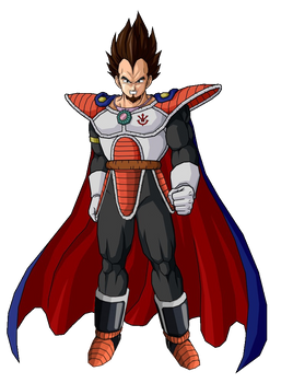 Early King Vegeta