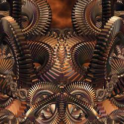 Domino Curls by AureliusCat