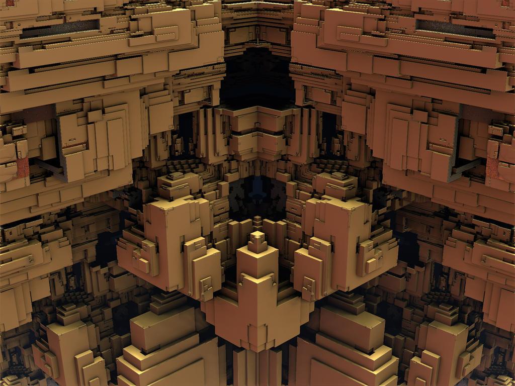 Cantilevers by AureliusCat