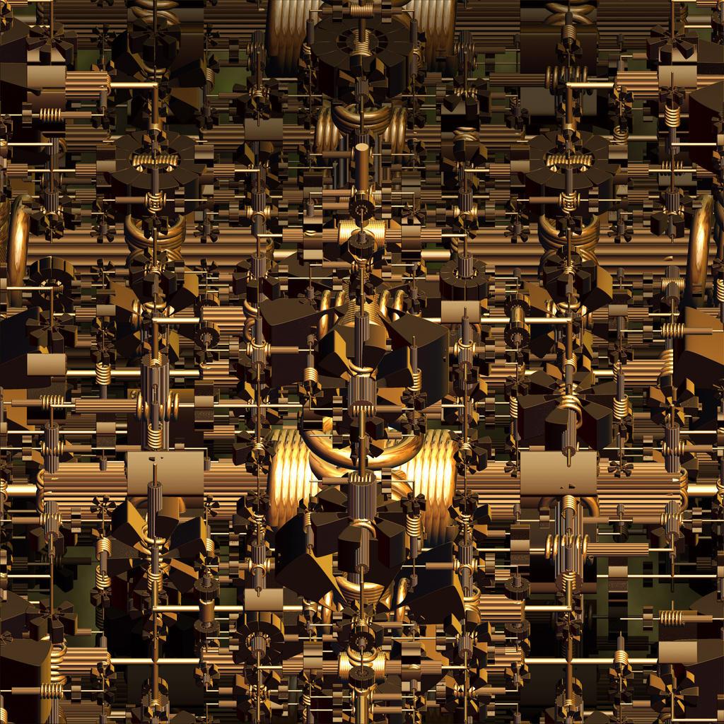Factory Lines by AureliusCat