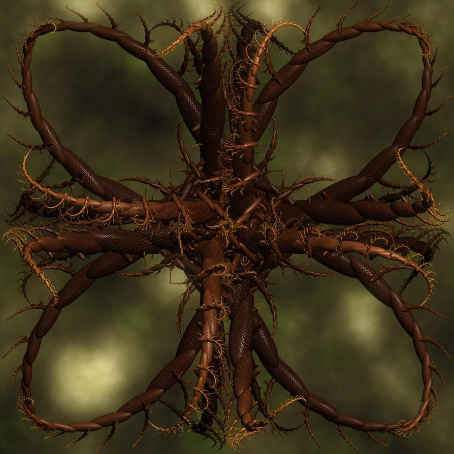 Root Knot by AureliusCat