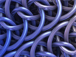 Linked Tubing by AureliusCat
