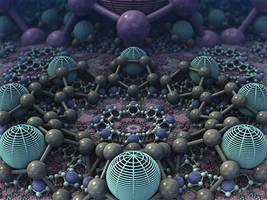 Atomic Gathering by AureliusCat