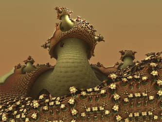 Gnome Huts by AureliusCat