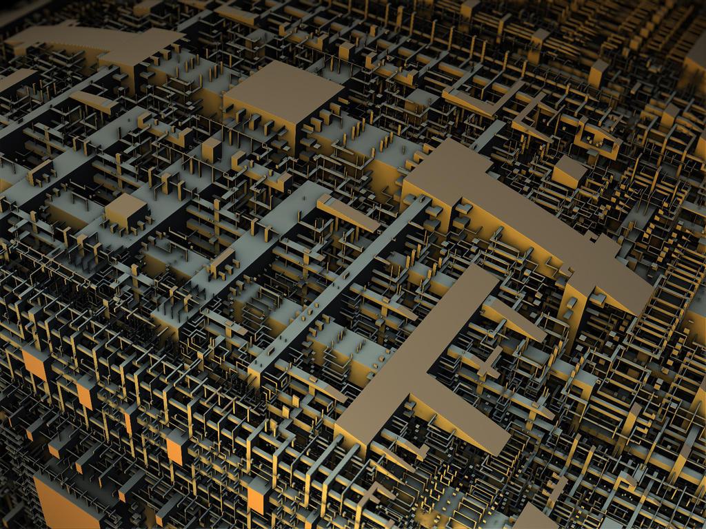 Industrial Flyover by AureliusCat