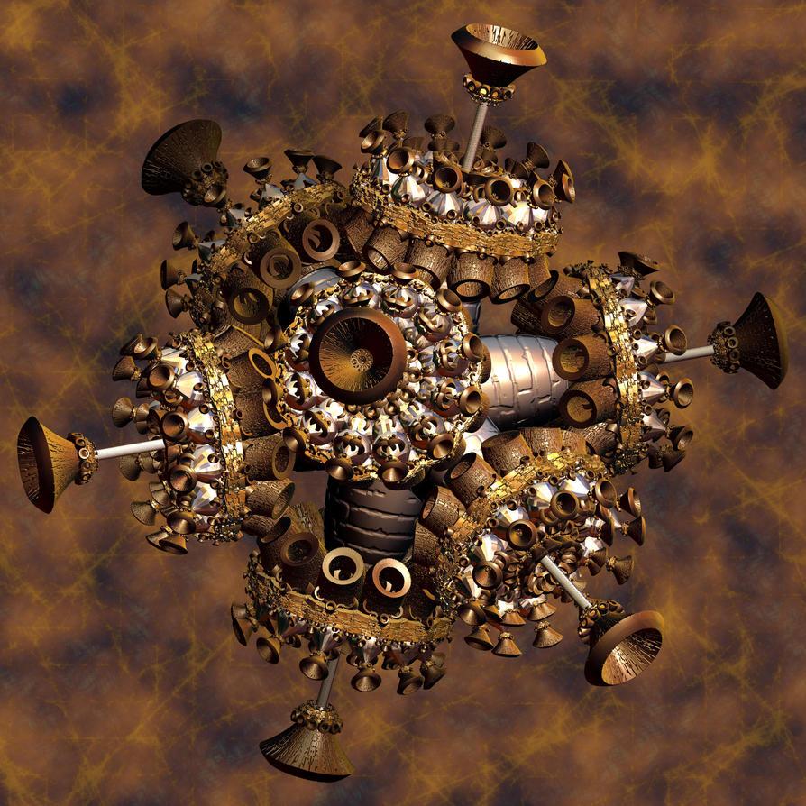 Barrel Ruffles by AureliusCat