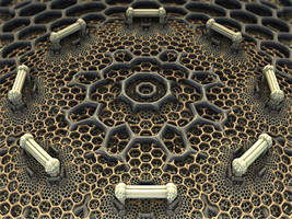 Honeycomb Hub by AureliusCat