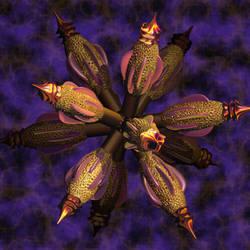 Hive Heads by AureliusCat