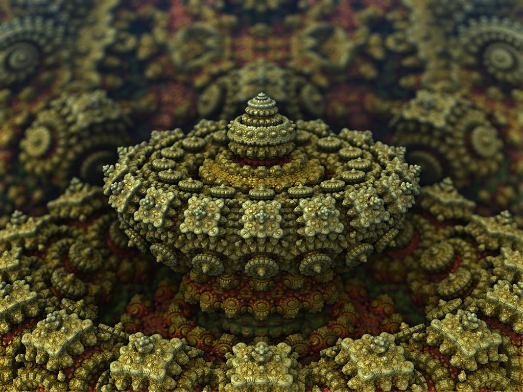 Ornate Rotunda by AureliusCat