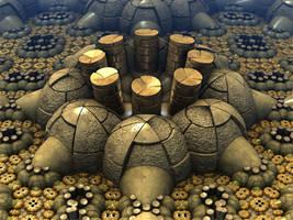 Guarded Gold by AureliusCat
