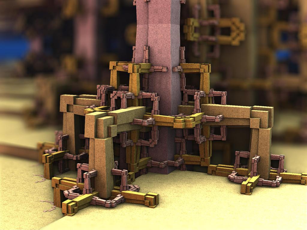 Construction Obstruction by AureliusCat