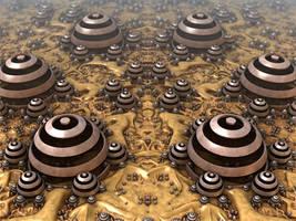 Bullseye Bubbles by AureliusCat