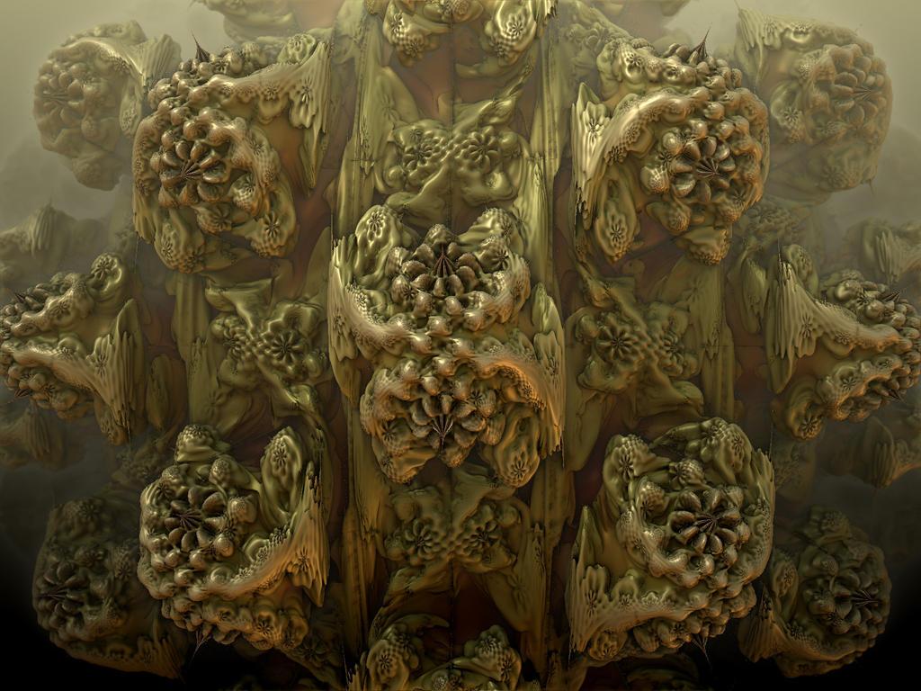 Plasticine Flora by AureliusCat