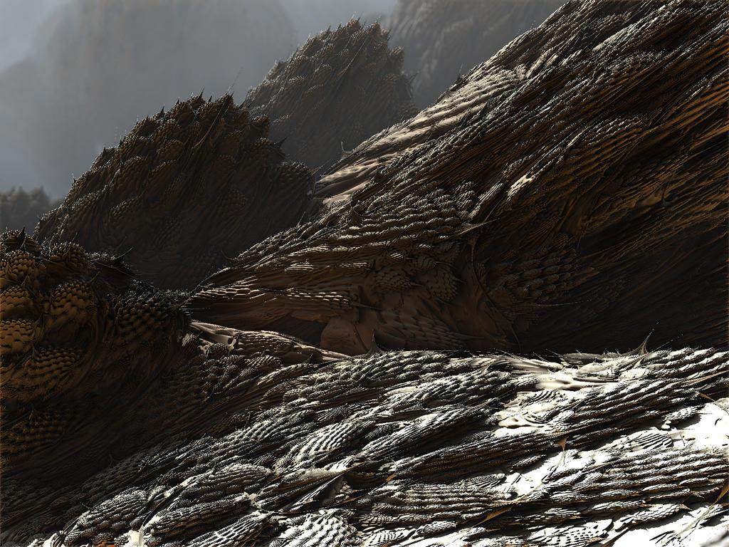 Treacherous Terrain by AureliusCat