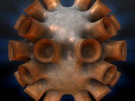 Duct Particle by AureliusCat