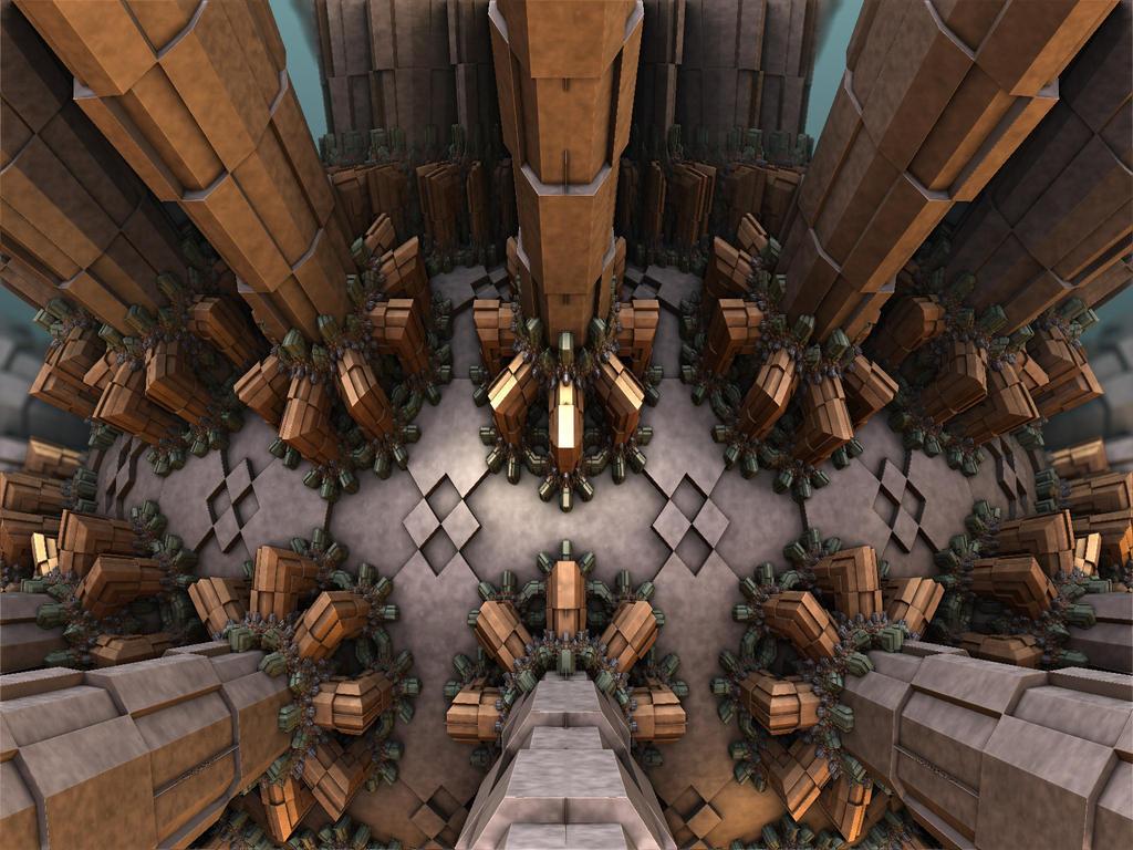 Colonnade by AureliusCat