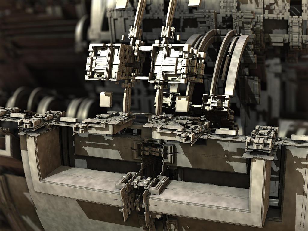 Sensory Mechanics by AureliusCat
