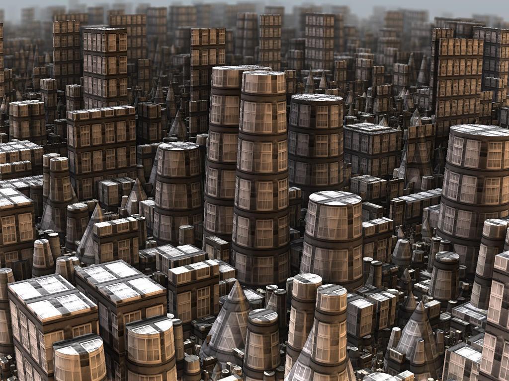 Windowed World by AureliusCat