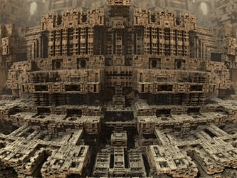 Abandoned Metropolis by AureliusCat