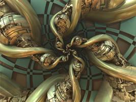 Techno Wrap by AureliusCat