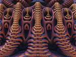 Ridged Vibrations