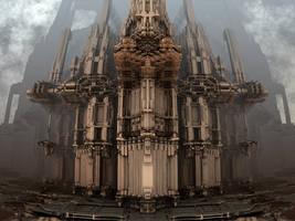 Prayer Prison by AureliusCat