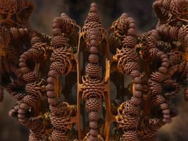 Worm Yarn by AureliusCat