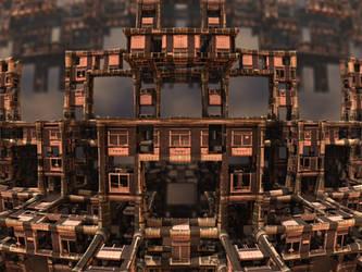 Modular Dwellings by AureliusCat