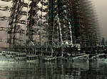 Deserted Wharf