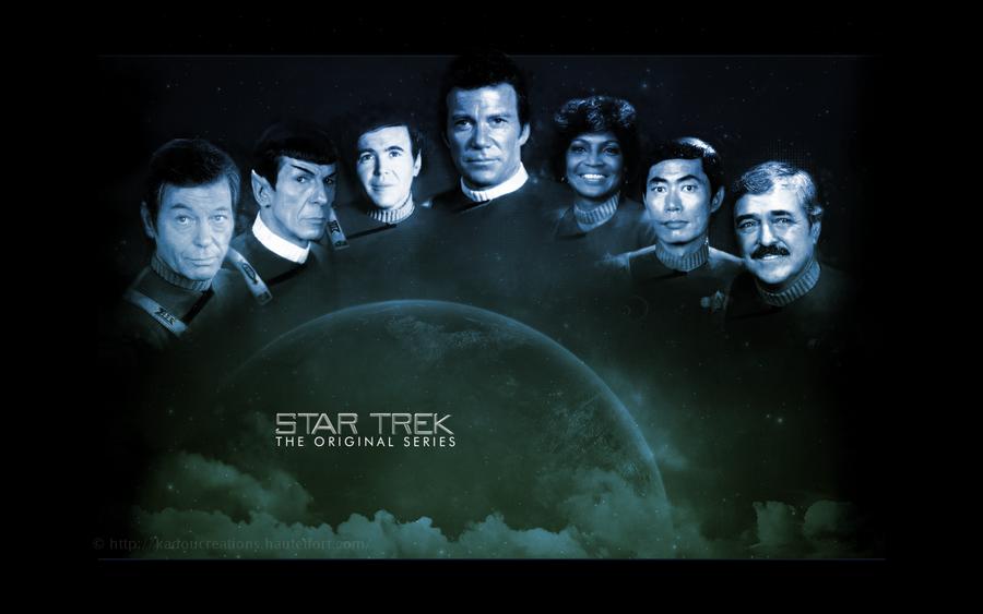 Star Trek The Crew by KadouCreations