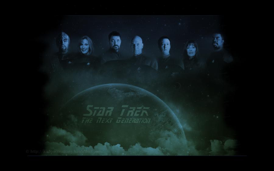 Star Trek TNG by KadouCreations