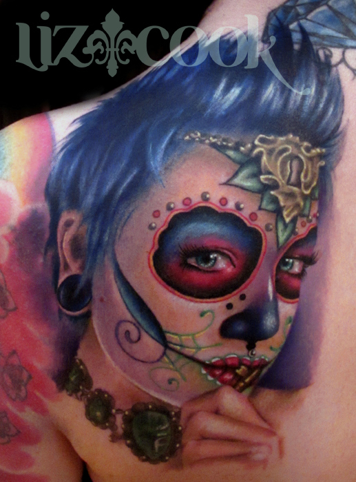 Tattoo by LizCookTattoo