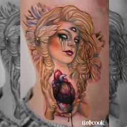 Instagram-Liz-Cook-Tattoo-Dark-Angel-Heart by LizCookTattoo