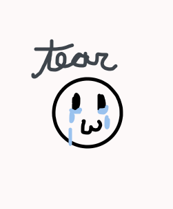 Tear (Oh Goodness...) by pipa00