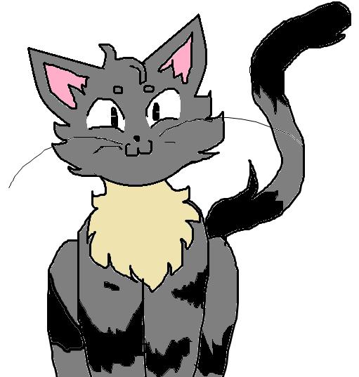Simon (my cat) by pipa00